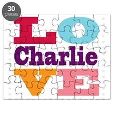 I Love Charlie Puzzle