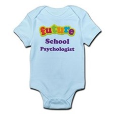 Future School Psychologist Infant Bodysuit