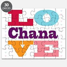 I Love Chana Puzzle