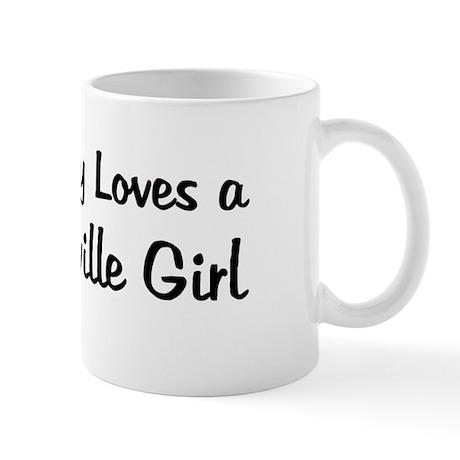Canyonville Girl Mug