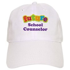 Future School Counselor Baseball Cap