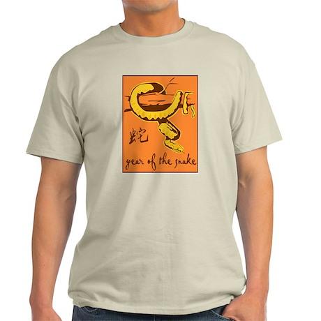 year of the snake Light T-Shirt
