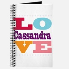 I Love Cassandra Journal