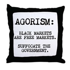 Agorism: Black Markets Are Free Markets Throw Pill