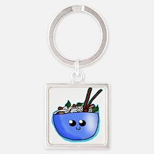 Chibi Pho Square Keychain