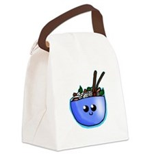 Chibi Pho Canvas Lunch Bag