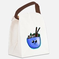 Chibi Pho Canvas Lunch Bag