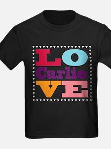 I Love Carlie T