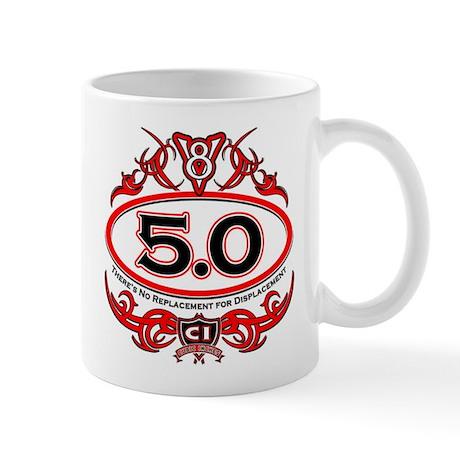 5.0 Engine Mug