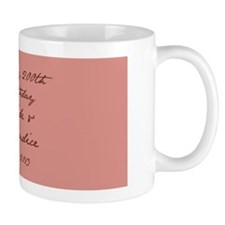 Pride & Prejudice 200th Birthday Mug