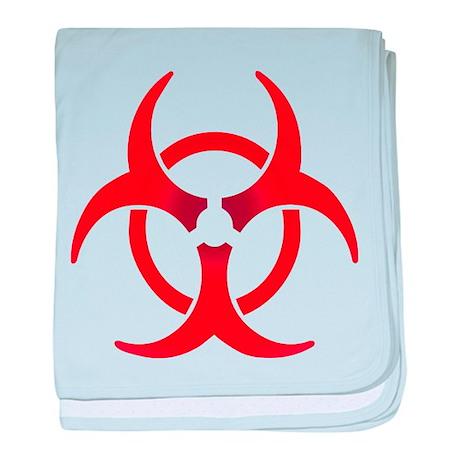 Ruby Bio-hazard baby blanket