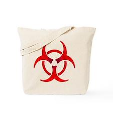 Ruby Bio-hazard Tote Bag