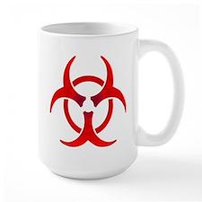 Ruby Bio-hazard Mug