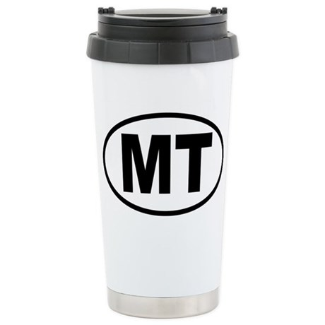 Montana Stainless Steel Travel Mug