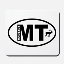 Montana Elk Mousepad