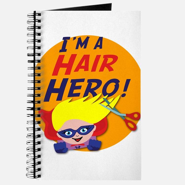 Im a Hair Hero Journal