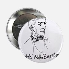 "Ralph Waldo Emerson 2.25"" Button"