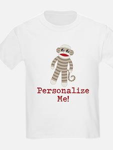 Classic Sock Monkey T-Shirt