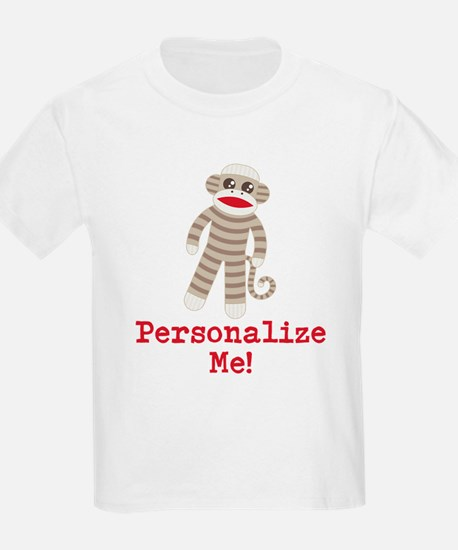Classic Sock Monkey T-Shirt