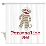 Personalize Shower Curtains