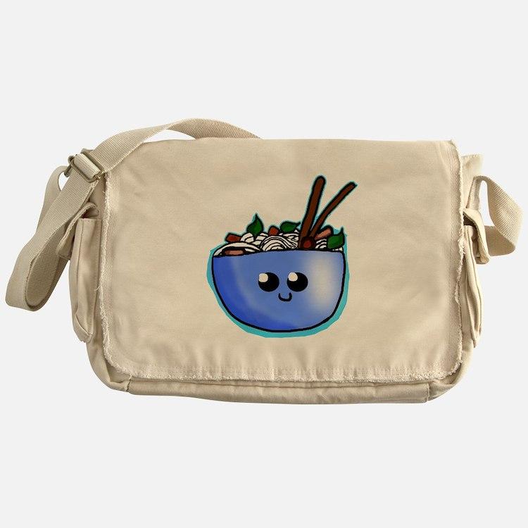 Chibi Pho Messenger Bag