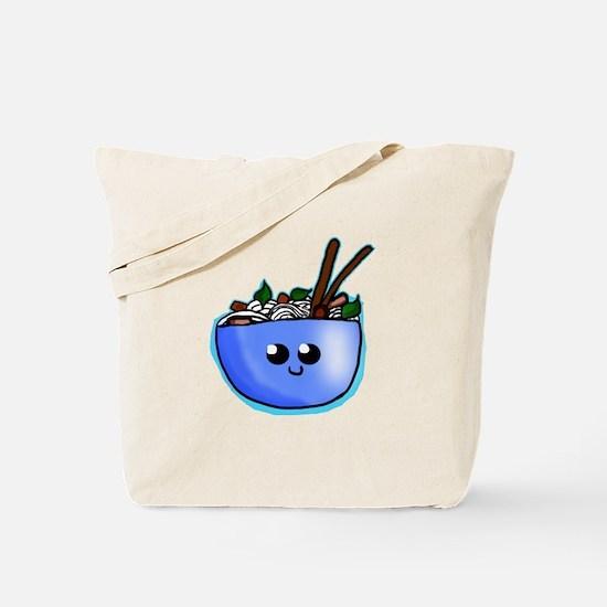 Chibi Pho Tote Bag
