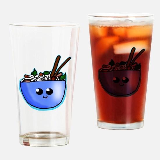 Chibi Pho Drinking Glass