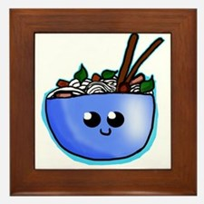 Chibi Pho Framed Tile