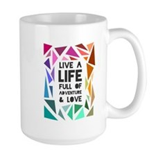 adventure&love Mug