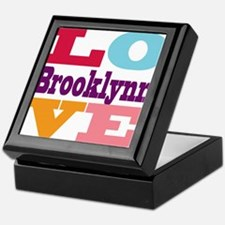 I Love Brooklynn Keepsake Box