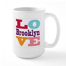 I Love Brooklyn Mug
