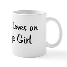 Oakridge Girl Mug