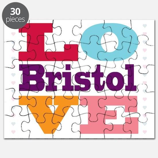 I Love Bristol Puzzle
