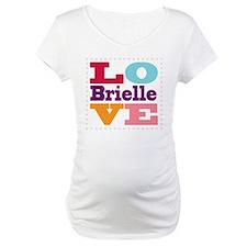 I Love Brielle Shirt