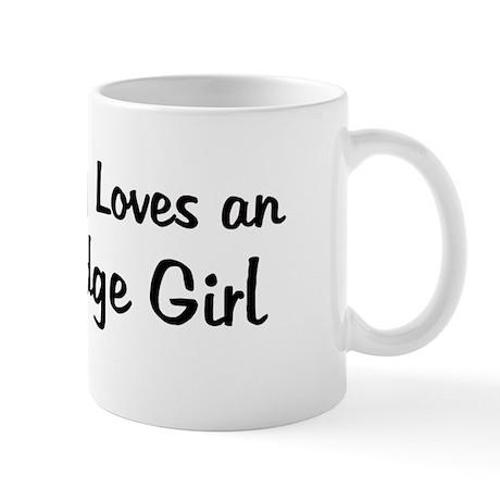 Oak Lodge Girl Mug
