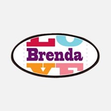 I Love Brenda Patches