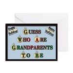 New Grandparents Greeting Cards (Pk of 10)