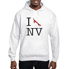 I Skateboard Nevada Hoodie