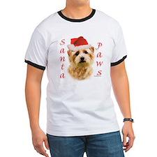Santa Paws Norfolk Terrier T