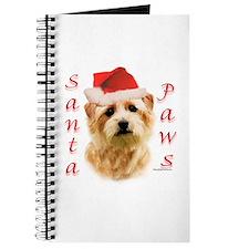 Santa Paws Norfolk Terrier Journal