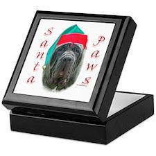 Santa Paws Neo Keepsake Box