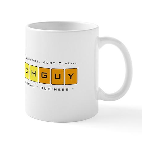 All New Tech Tee Mug