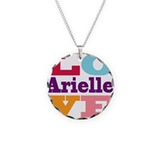 I Love Arielle Necklace
