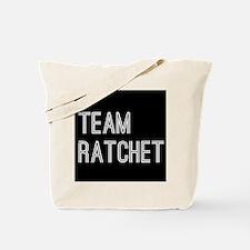 Team Ratchet Tote Bag