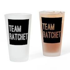Team Ratchet Drinking Glass