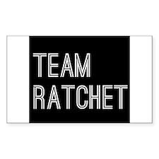 Team Ratchet Decal