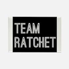 Team Ratchet Rectangle Magnet