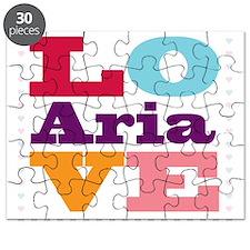 I Love Aria Puzzle