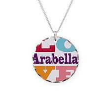 I Love Arabella Necklace