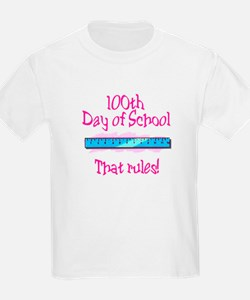 100th Day Rules T-Shirt